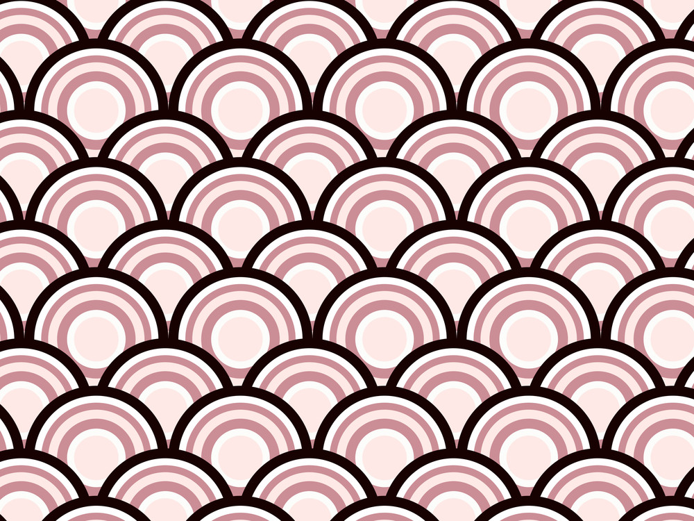 Illustration Of Abstract Pattern