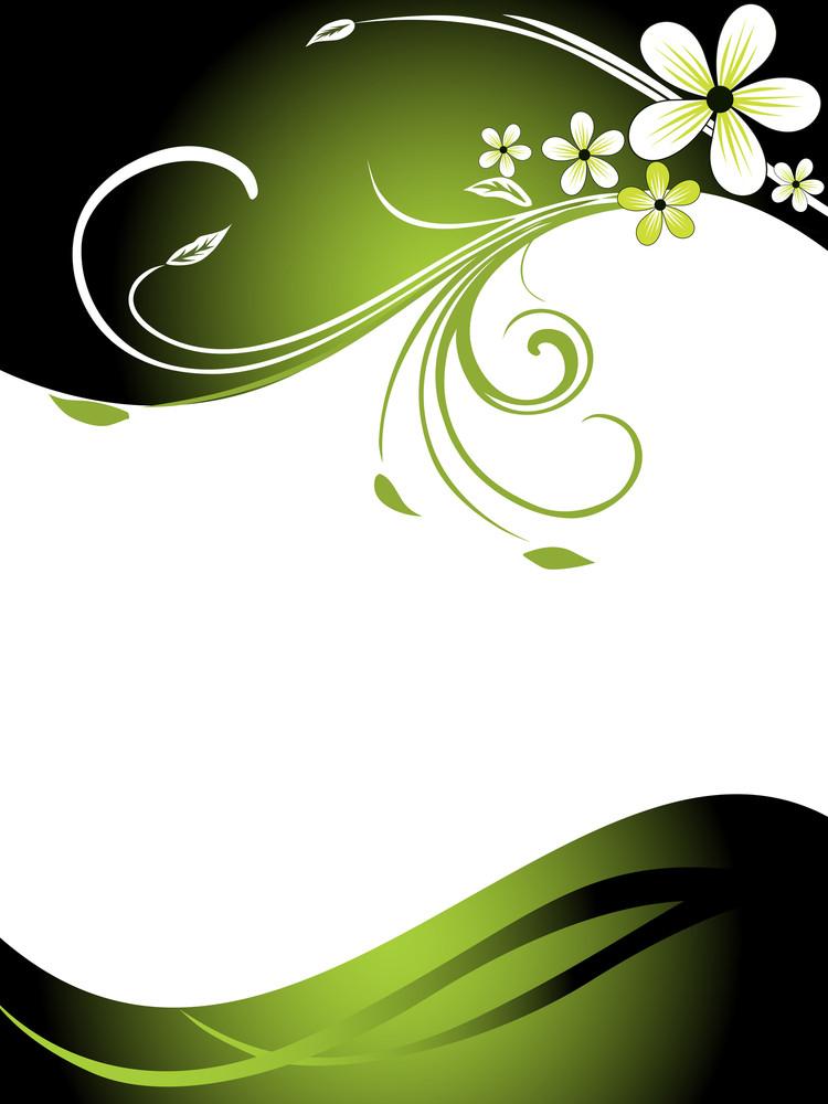 Illustration Of Beautiful Background