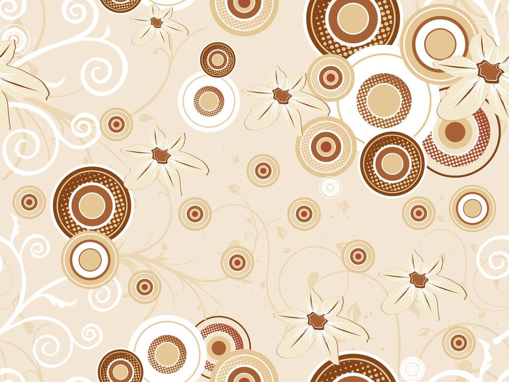 Illustration Of Elegance Background