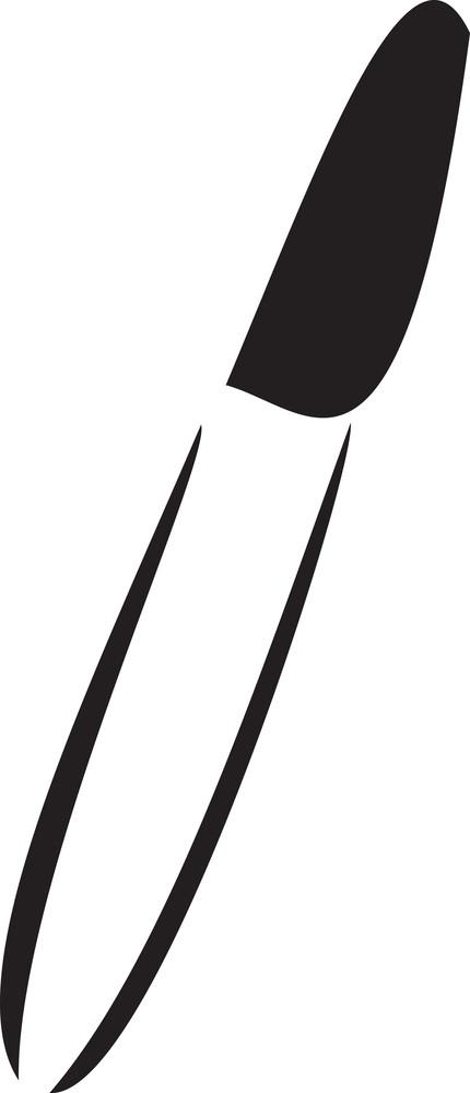 Illustration Of Eye Kohl.