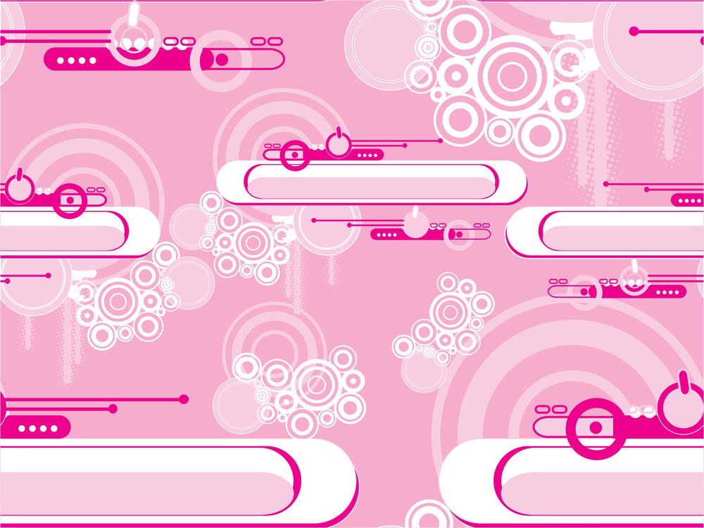 Illustration Of Grungy Background