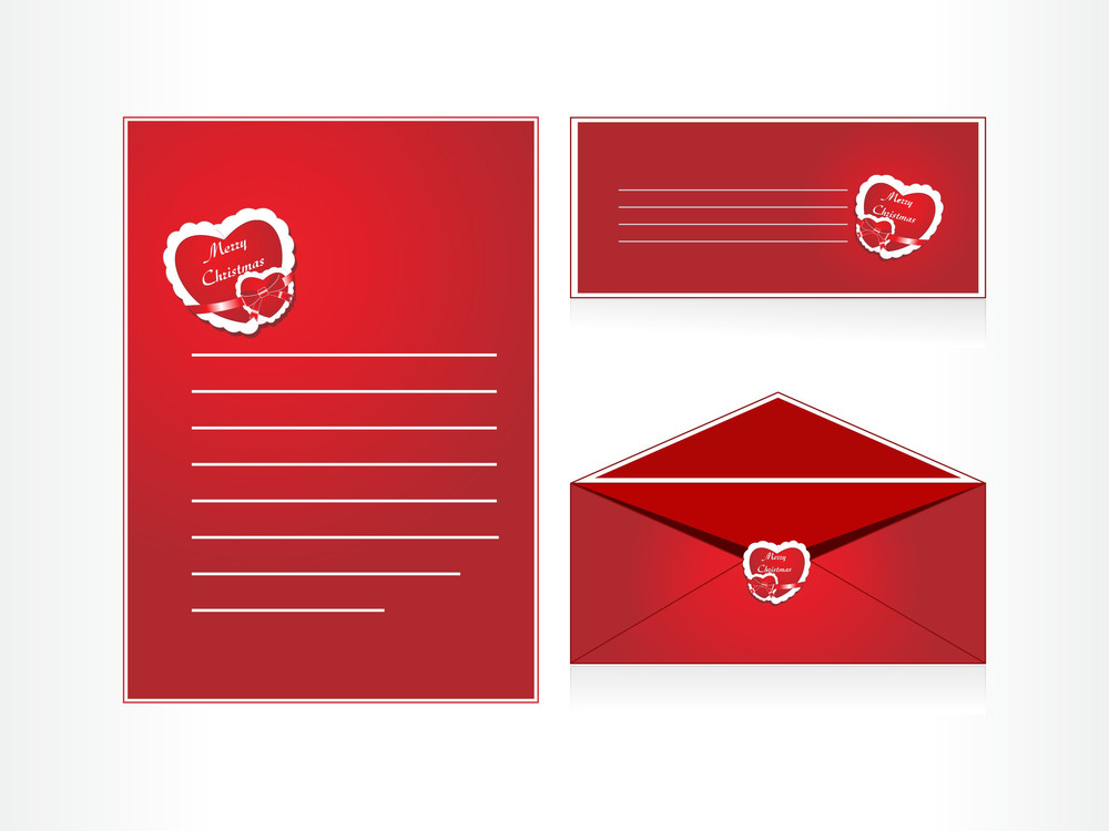 Illustration Of Letterhead