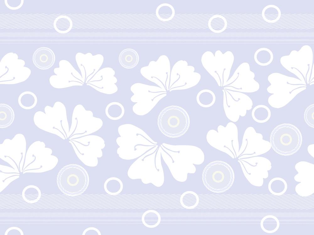 Illustration Of Natural Pattern Background