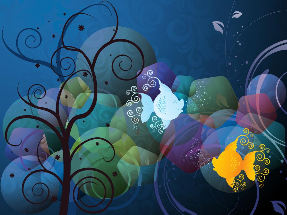 Illustration Of Wallpaper