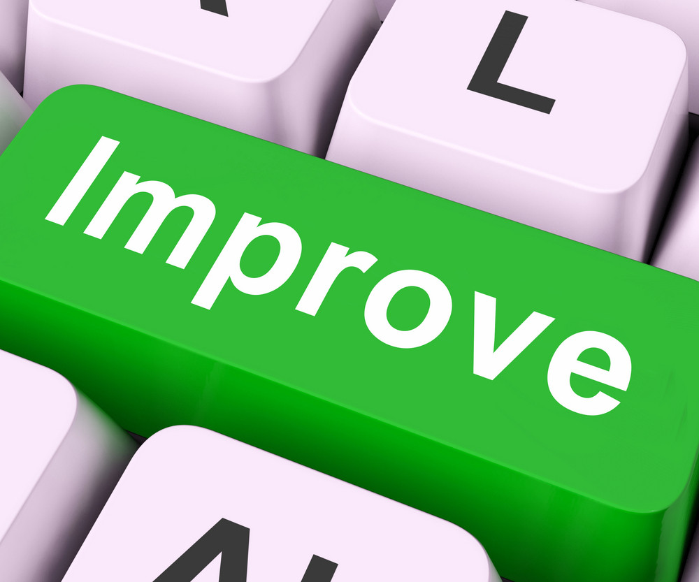 Improve Key Means Better Or Enhance