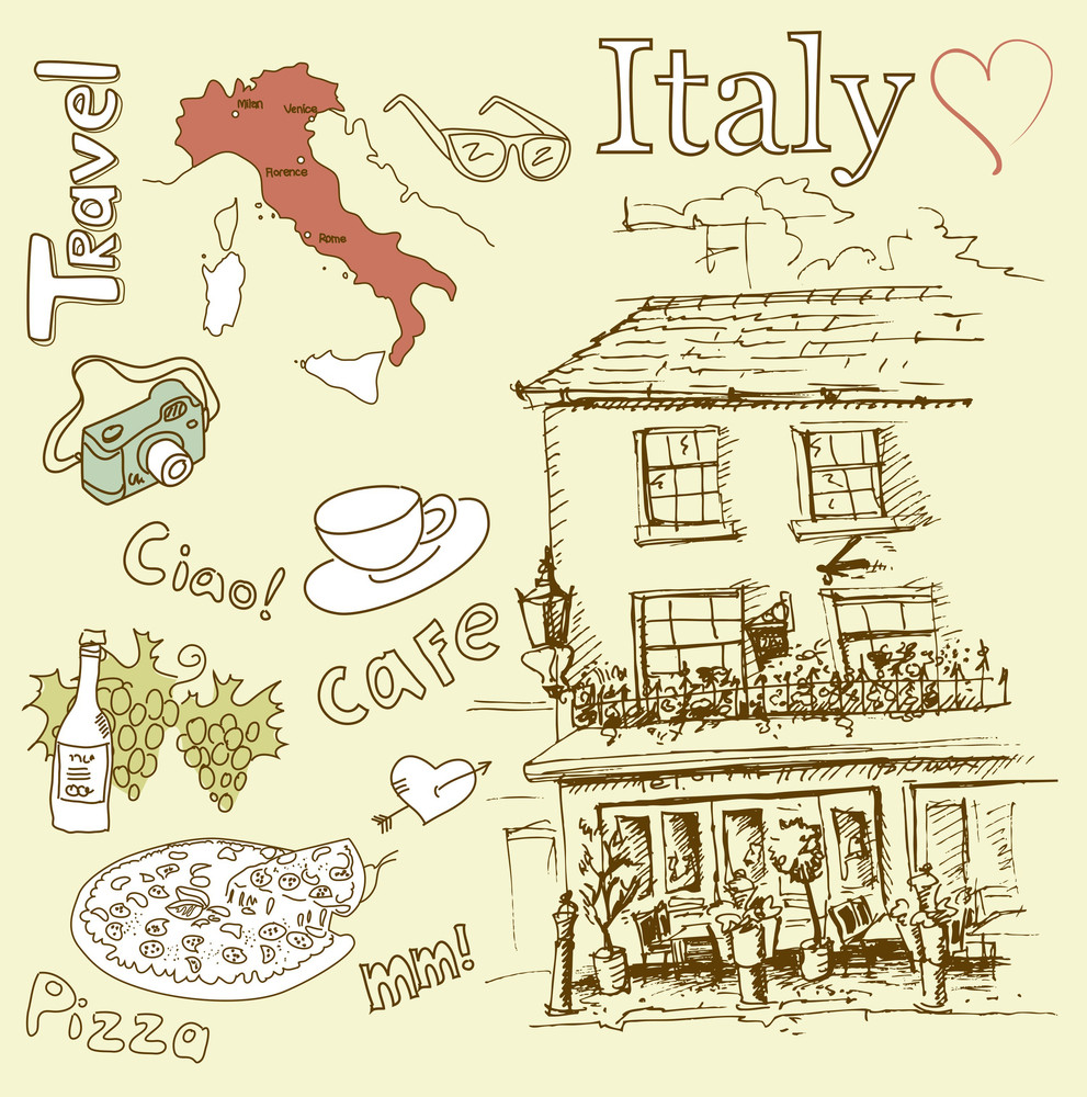 In Love With Italy