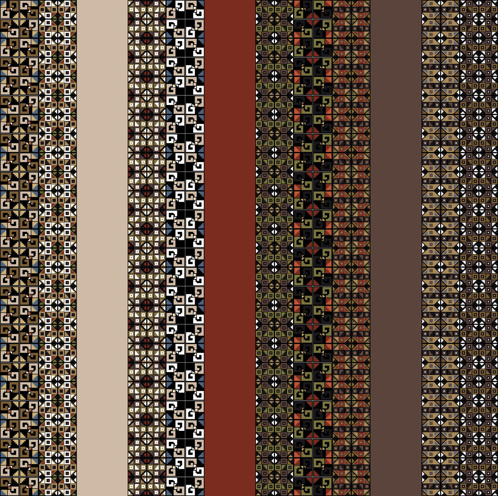 Inca Pattern. Vector Illustration