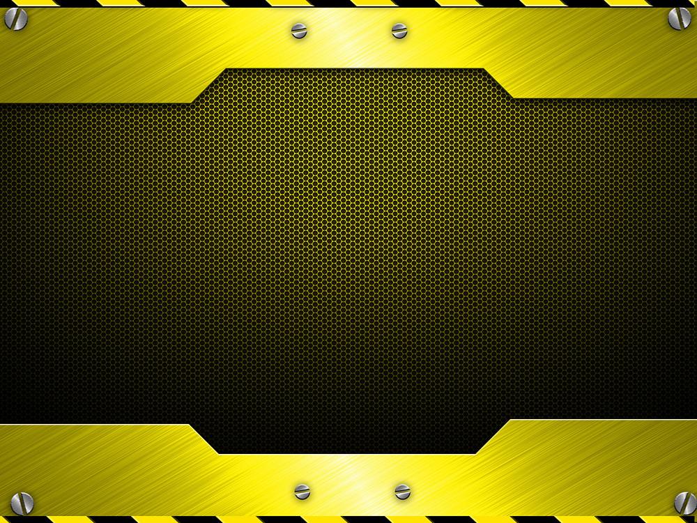 Industrial Warning Urban Background