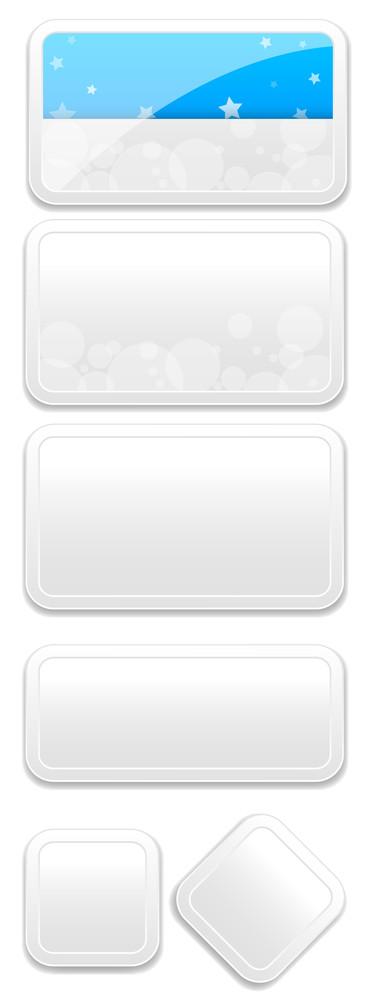 Info Boxes Vector Elements