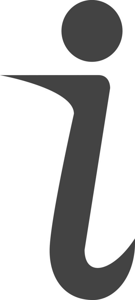 Info Glyph Icon
