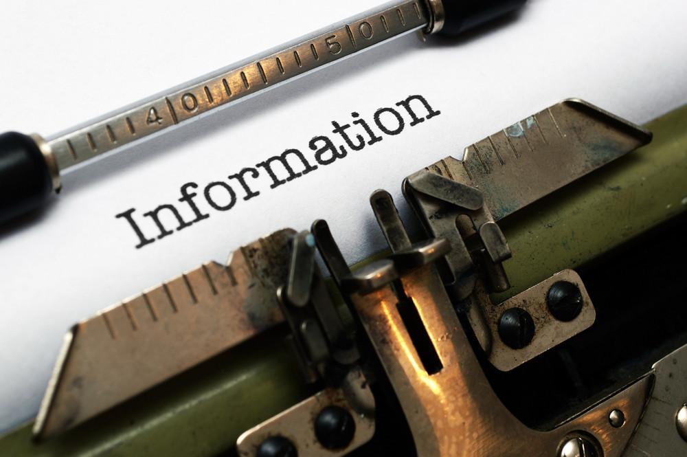 Information On Typewriter