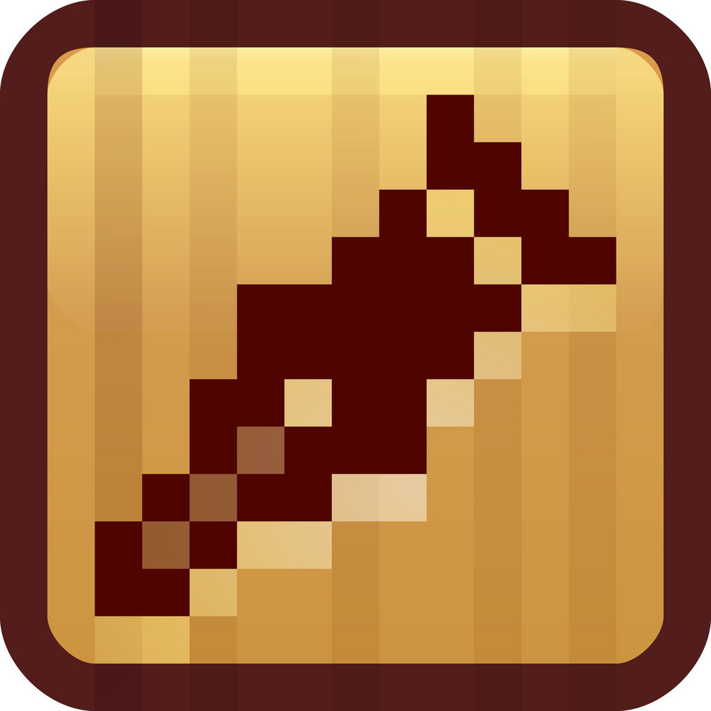 Ink Pen Brown Tiny App Icon