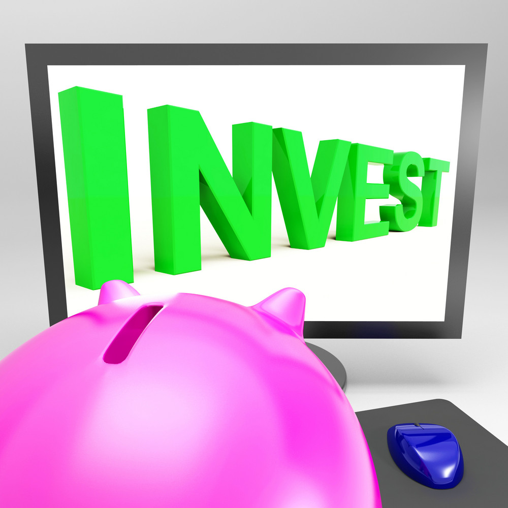 Invest Screen Shows Growing Stocks For Investor