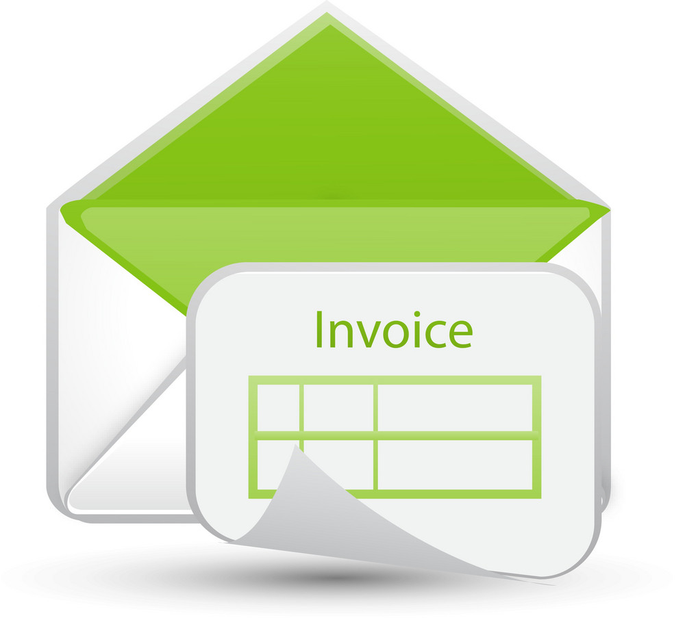 Invoice Lite Communication Icon