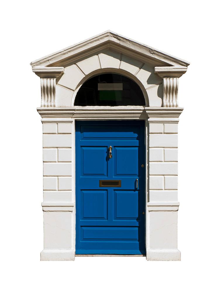 Irish Building Door