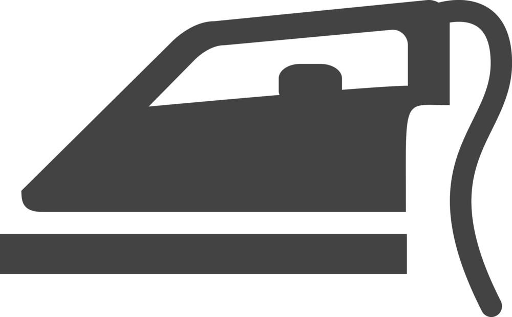 Iron Glyph Icon