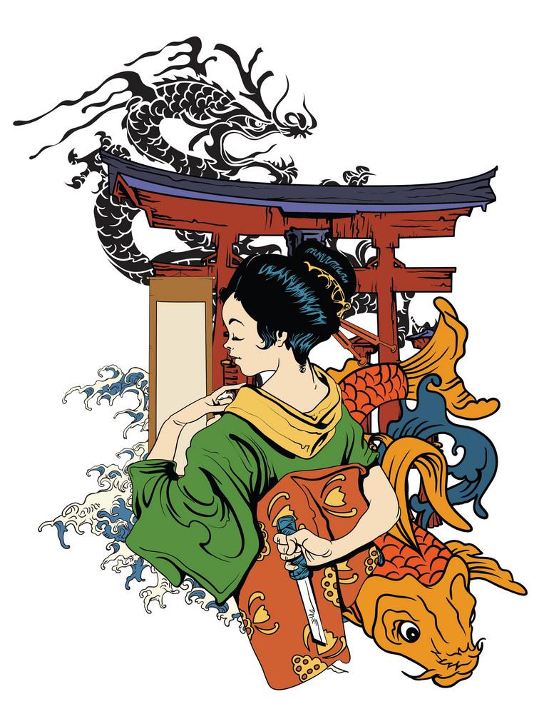 Japanese Emblem