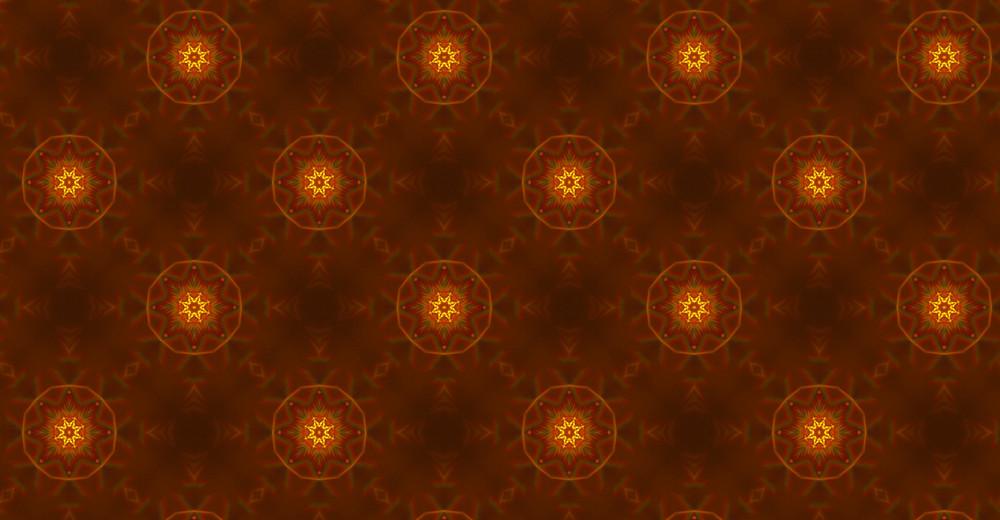 Kaleidoscope Abstract Design