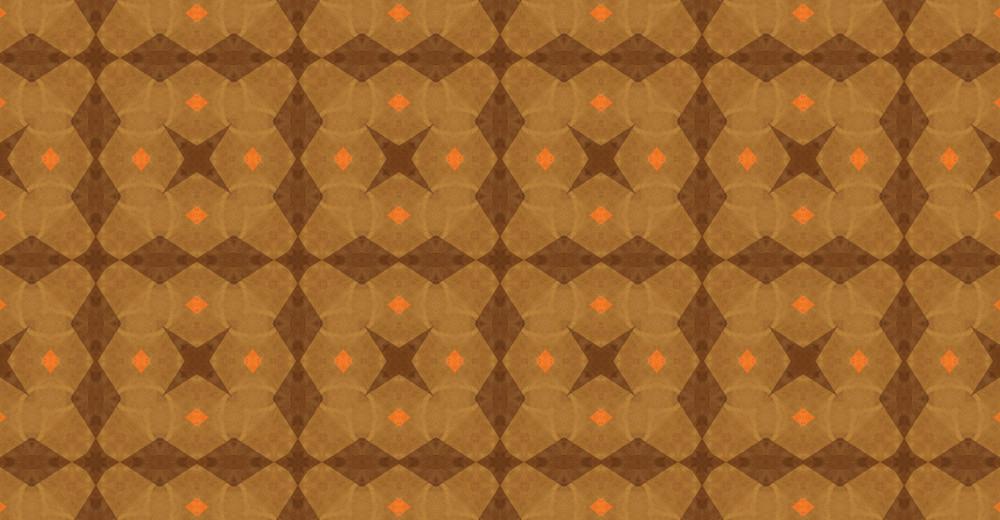 Kaleidoscope Abstract Vintage Pattern