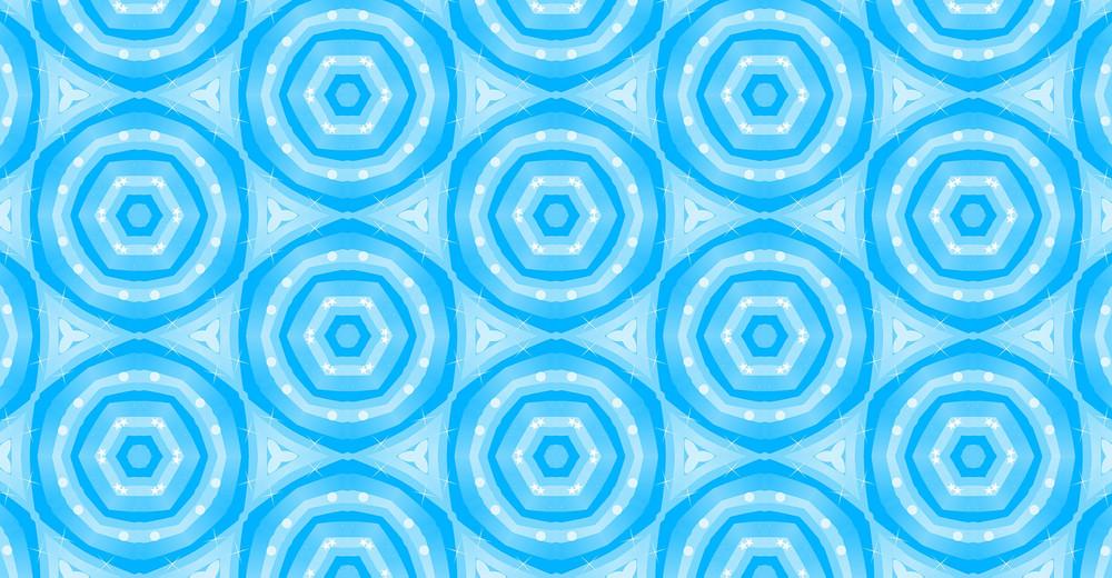 Kaleidoscope Design Backdrop