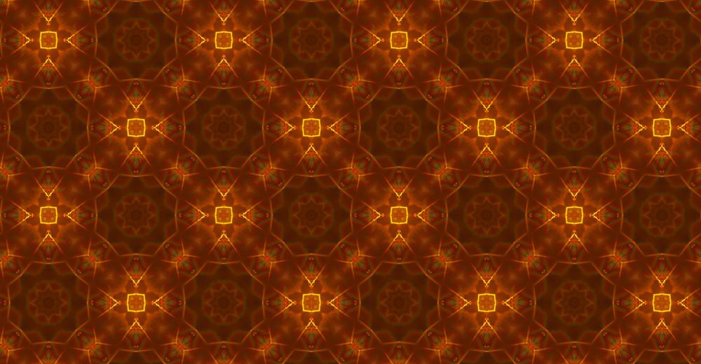 Kaleidoscope Festive Background