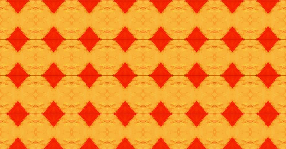 Kaleidoscope Festive Pattern