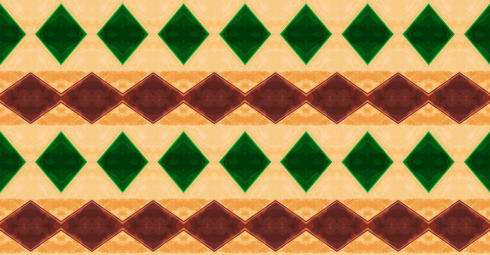 Kaleidoscope Pattern Graphic Backdrop