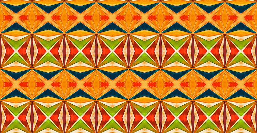 Kaleidoscope Pattern Graphic