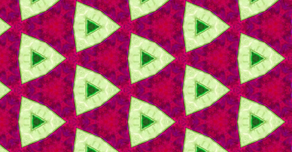 Kaleidoscope Pattern