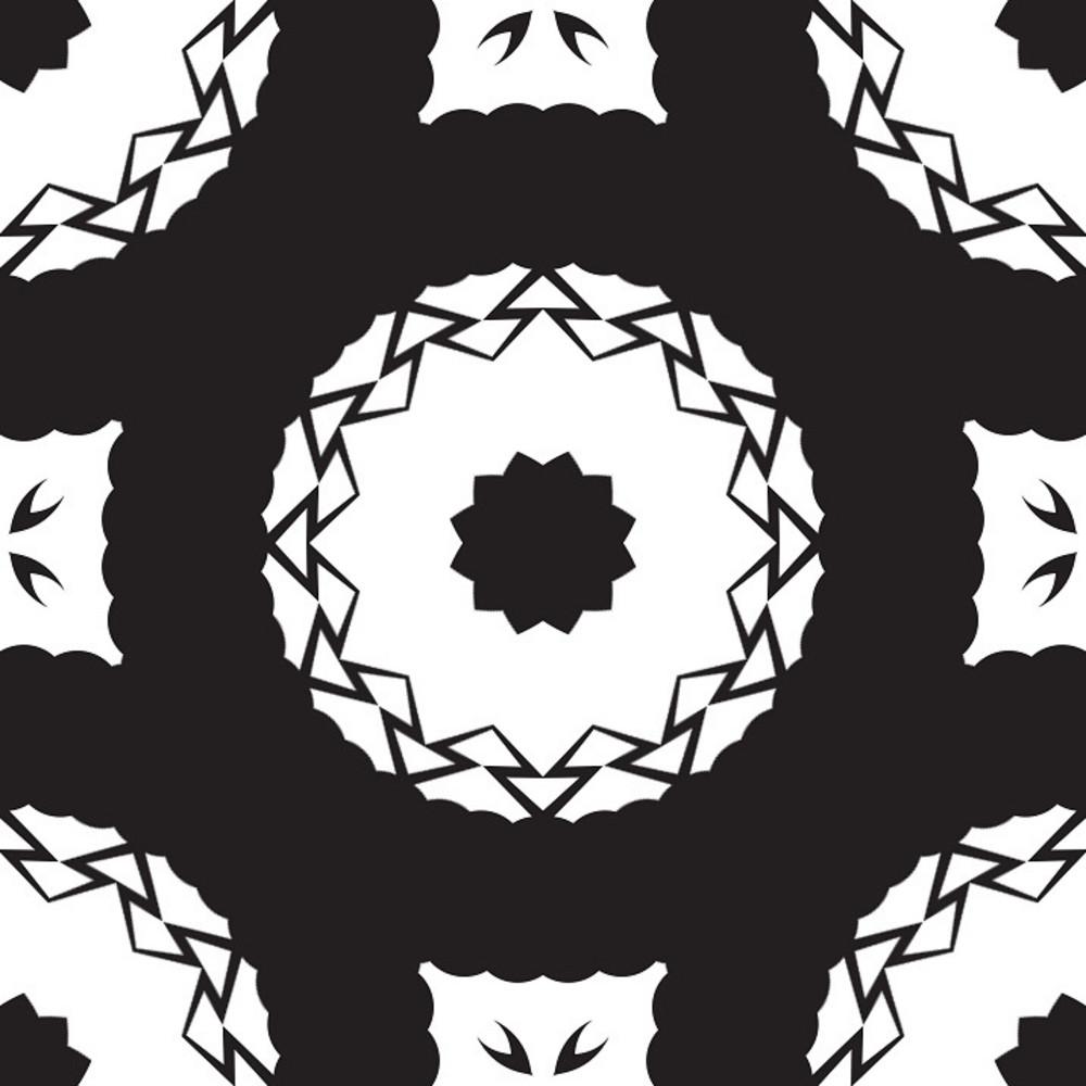 Kaleidoscope Retro Design Bg