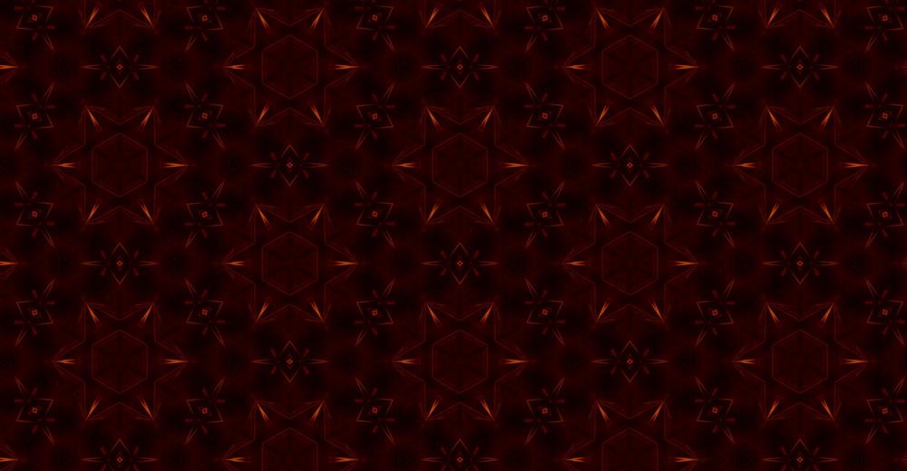 Kaleidoscope Retro Graphic Design