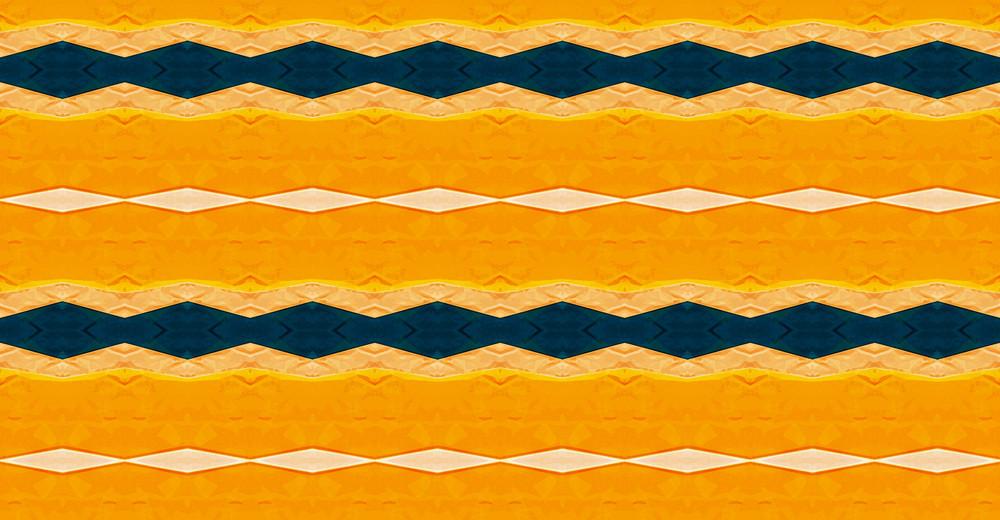 Kaleidoscope Striped Pattern