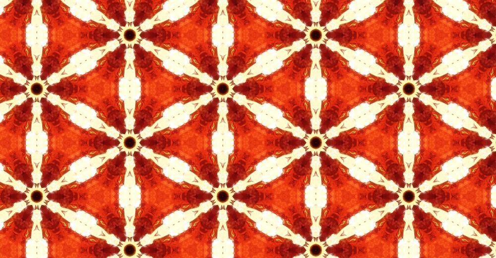 Kaleidoscope Vintage Design