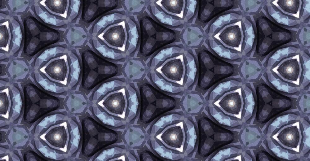 Kaleidoscope Vintage Graphic