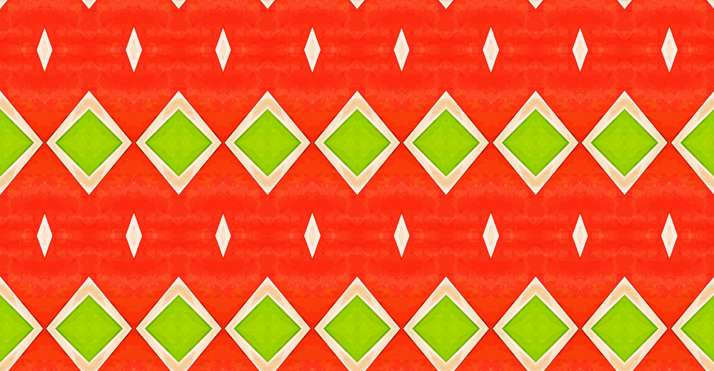 Kaleidoscope Vintage Pattern Design