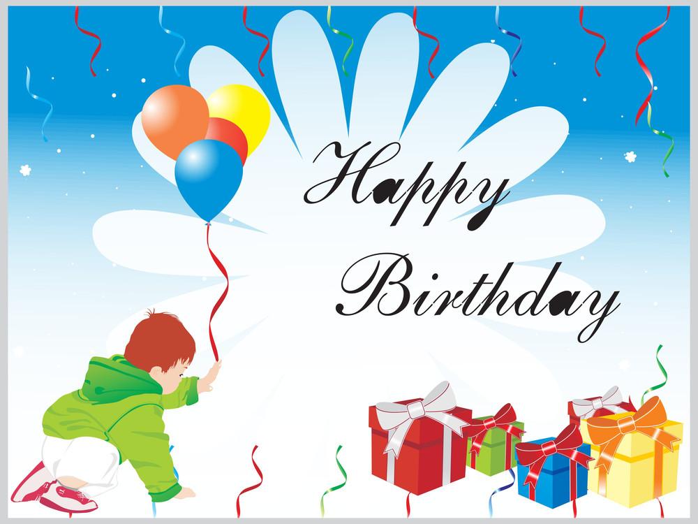 Kid Birthday Celebration