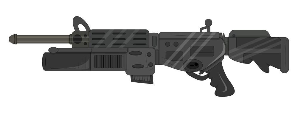 Kiiling Shooting Gun
