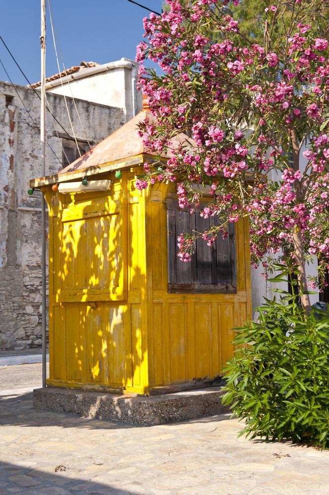 Kiosk Auf Samos - Samos