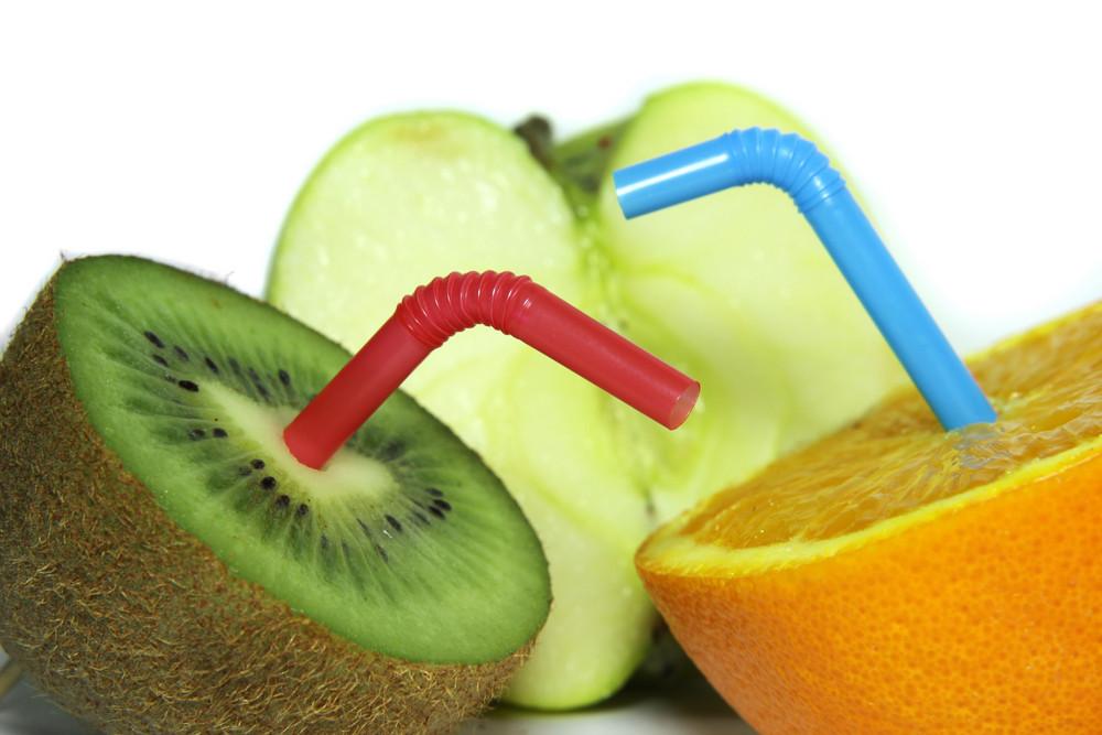 Kiwi And Apple