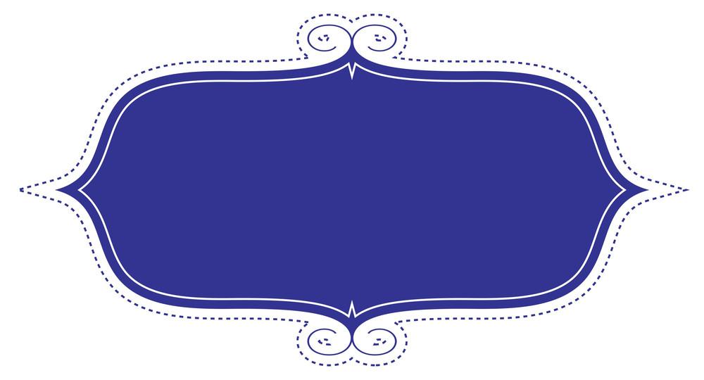Label Banner Design