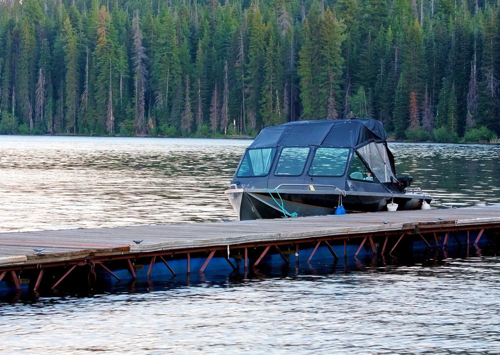 Lake Boat