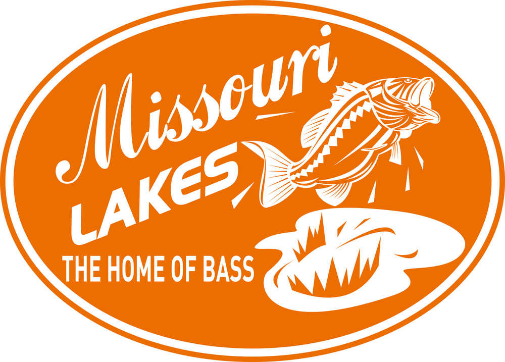 Largemouth Bass Missouri Lakes