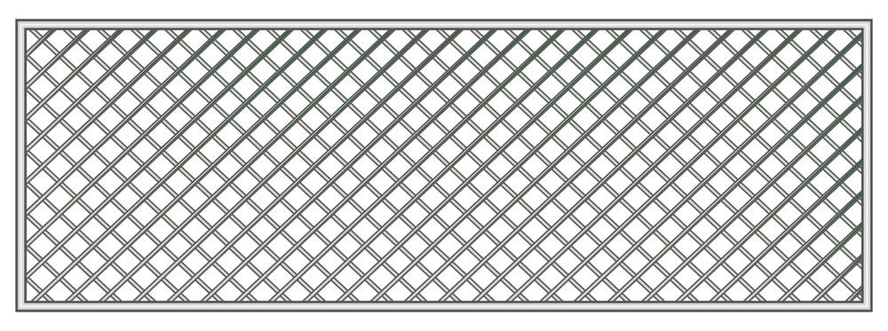 Lattice Design Fence