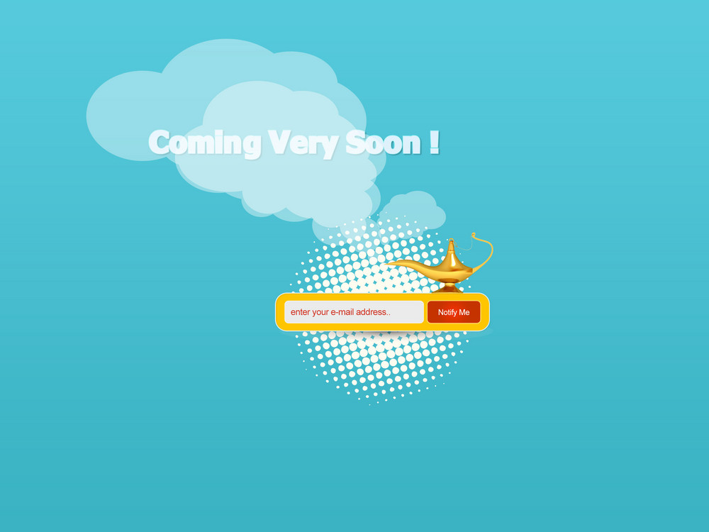 Launching Soon Website