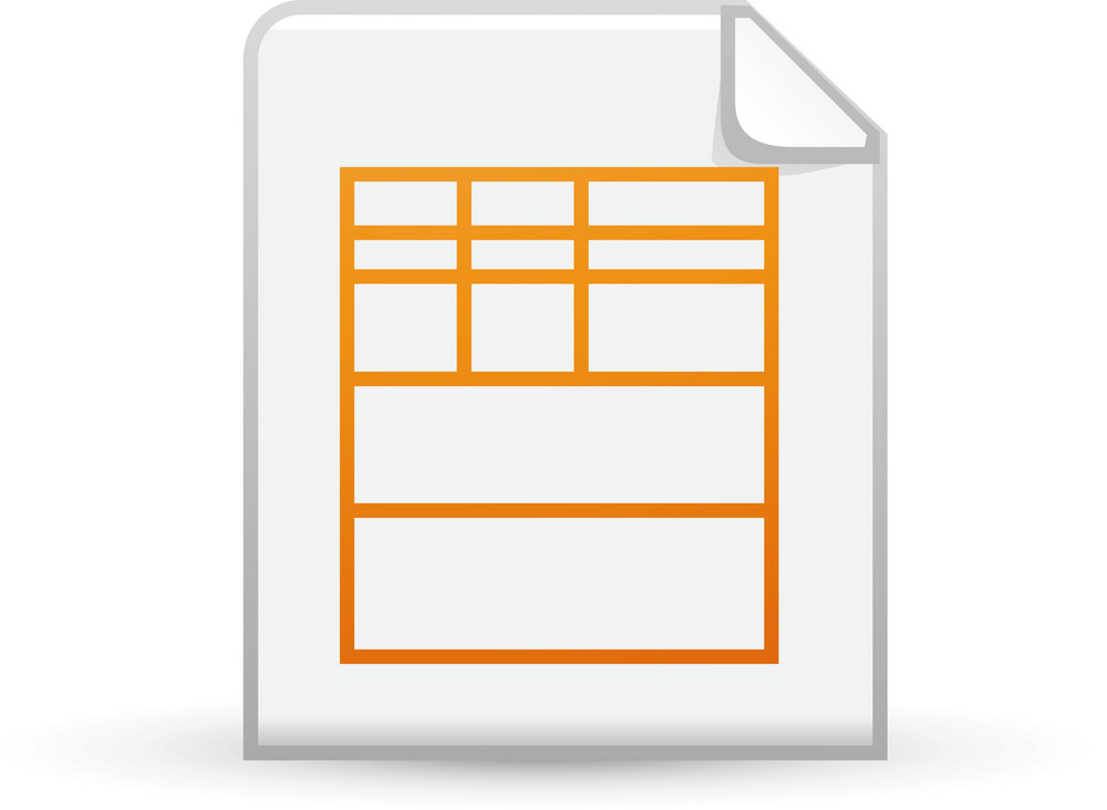 Layout Wireframe Lite Application Icon
