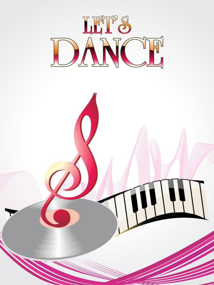 Let's Dance Background