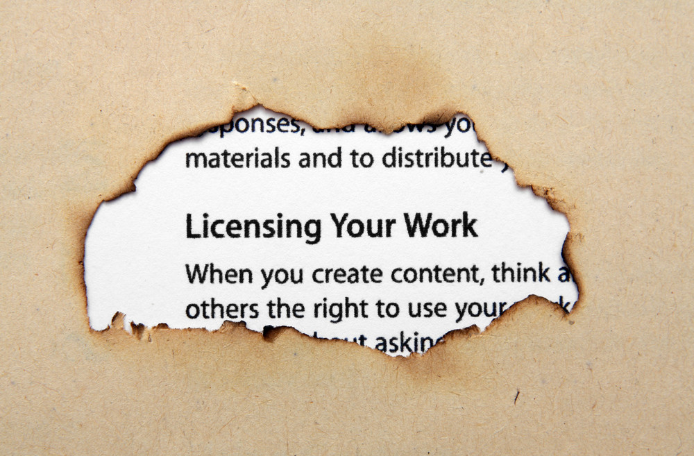 Licensing Your Work