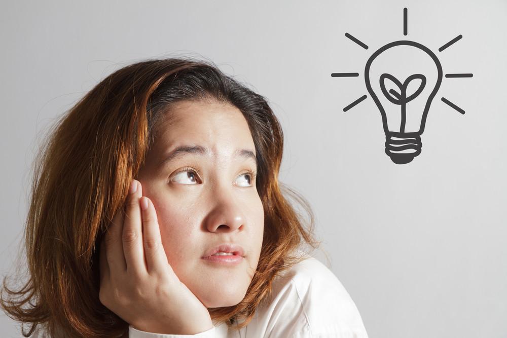 Light Bulbs As Conceptual Symbol