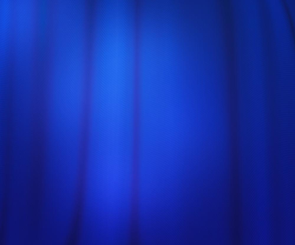 Lights Blue Studio Backdrop
