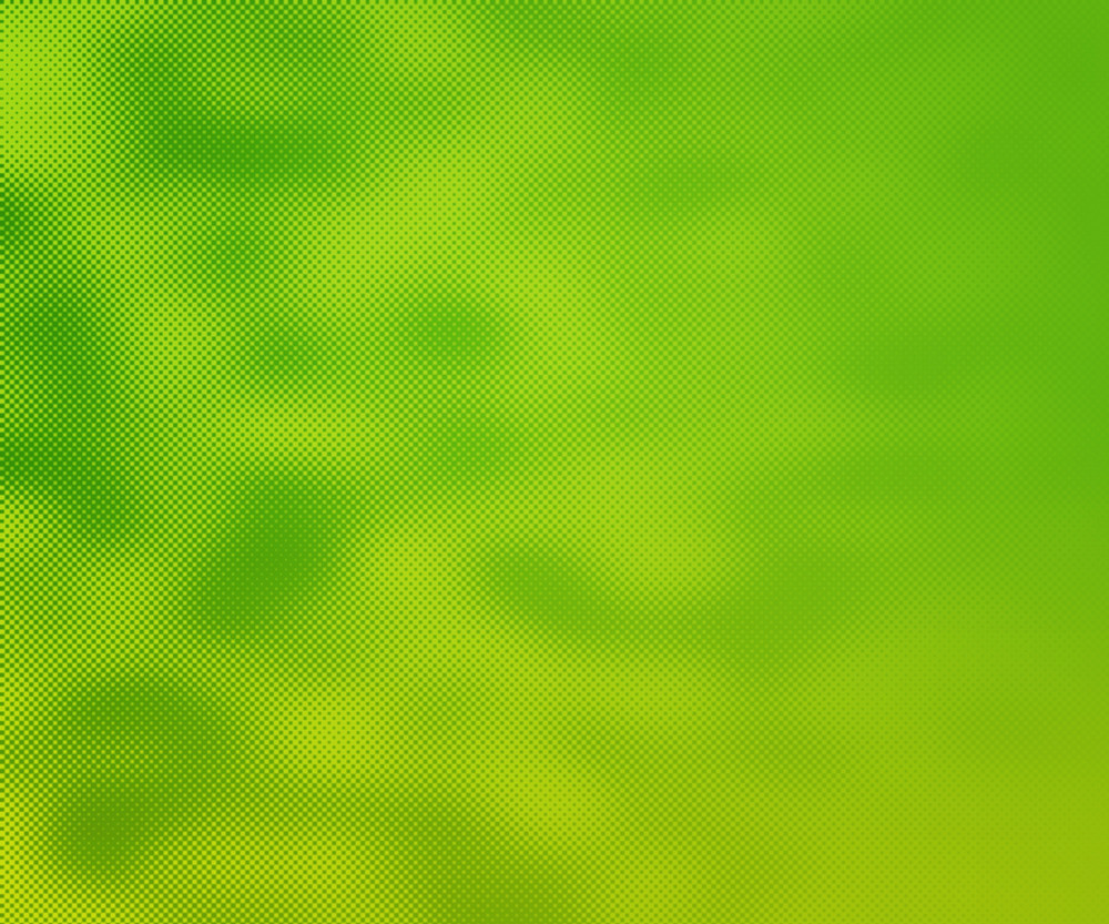 Lime Halftone Texture